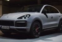 2022 Porsche Cayenne Images