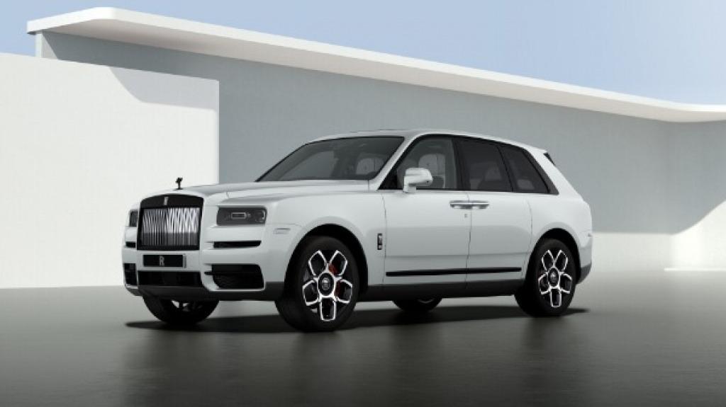 2022 Rolls Royce Cullinan Concept