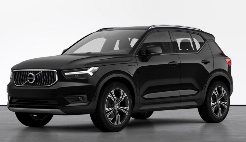 2022 Volvo XC40 Concept