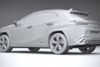 Lexus UX SUV 2023 Release date