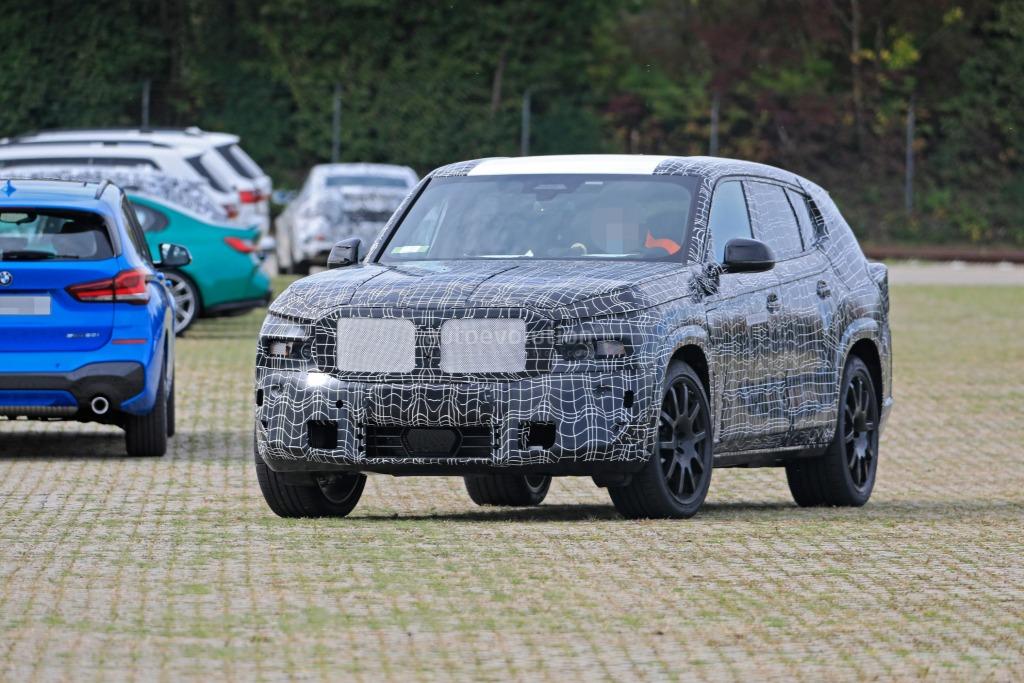 2023 BMW X8 Specs