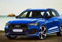 2023 Audi Q3 Specs