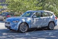 2023 BMW iX3 Spy Shots