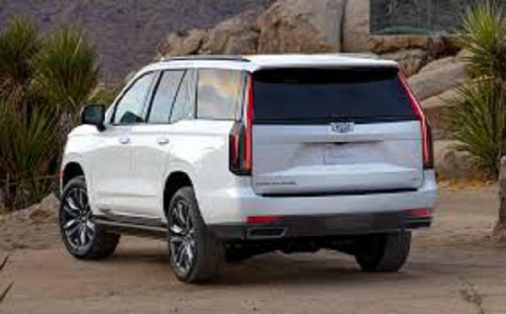 2023 Cadillac Escalade EXT Images