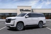 2023 Cadillac Escalade EXT Release Date