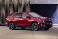 2023 Chevrolet Equinox Concept