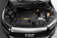 2023 Fiat Toro Engine