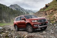 2023 Ford Everest Pictures