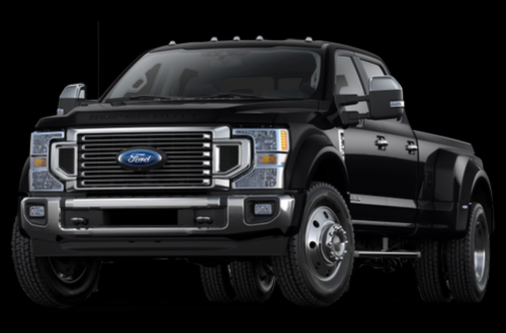 2023 Ford F450 Redesign