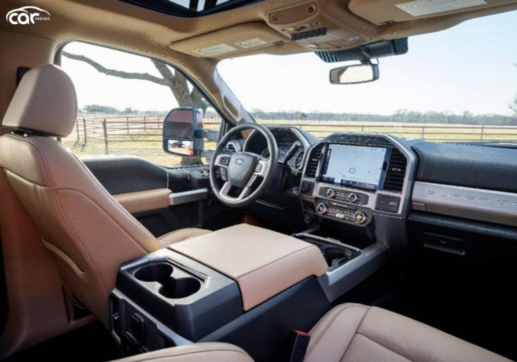 2023 Ford FSeries Super Duty Powertrain