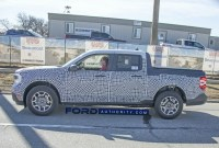 2023 Ford Maverick Redesign