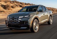 2023 Hyundai Santa Cruz Drivetrain