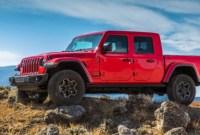 2023 Jeep Gladiator Redesign
