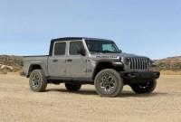 2023 Jeep Gladiator Spy Shots