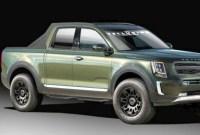 2023 Kia Pickup Truck Release date