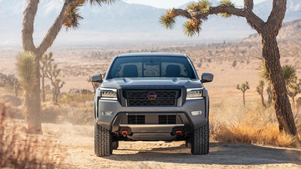 2023 Nissan Frontier Price