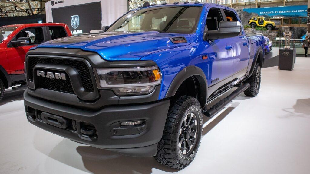 2023 RAM 2500 Power Wagon Redesign