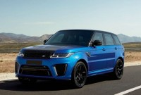 2023 Range Rover Sport Drivetrain