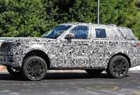 2023 Range Rover Sport Spy Shots