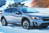 2023 Subaru Crosstrek Spy Shots