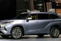 2023 Toyota Highlander Images