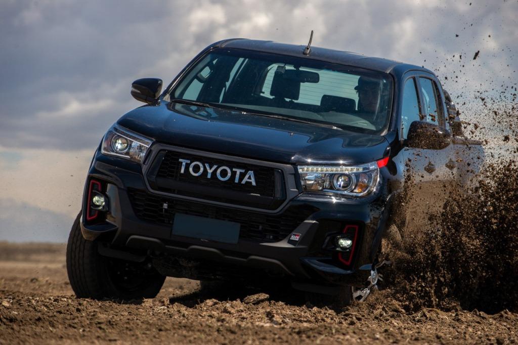 2023 Toyota Hilux Release Date