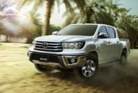 2023 Toyota Hilux Specs
