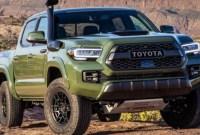 2023 Toyota Tacoma TRD Pro Spy Shots