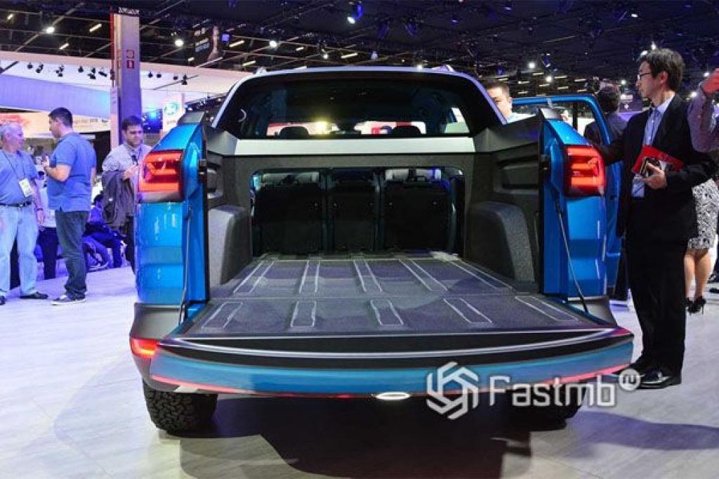 2023 VW Tarok Redesign