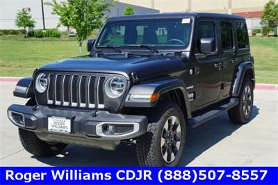 2018 Jeep Wrangler Unlimited Sahara 4X4 | Weatherford, TX