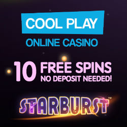 Cool Play Casino Free Spins No Deposit