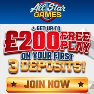 All Star Games Free Spins