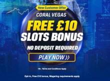 coral no deposit casino