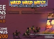 wild wild west glimmer