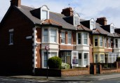 Church Road, Gosforth, probably c. 1890s (May 2014) CC BY-NC-ND 4.0