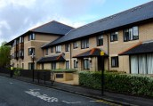 Regent Farm Court retirement housing c. 1990s (May 2014) CC BY-NC-ND 4.0
