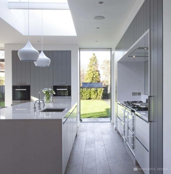 urban design house kitchen Minimalist Kitchen | Urban Design | Newcastle Design Experts