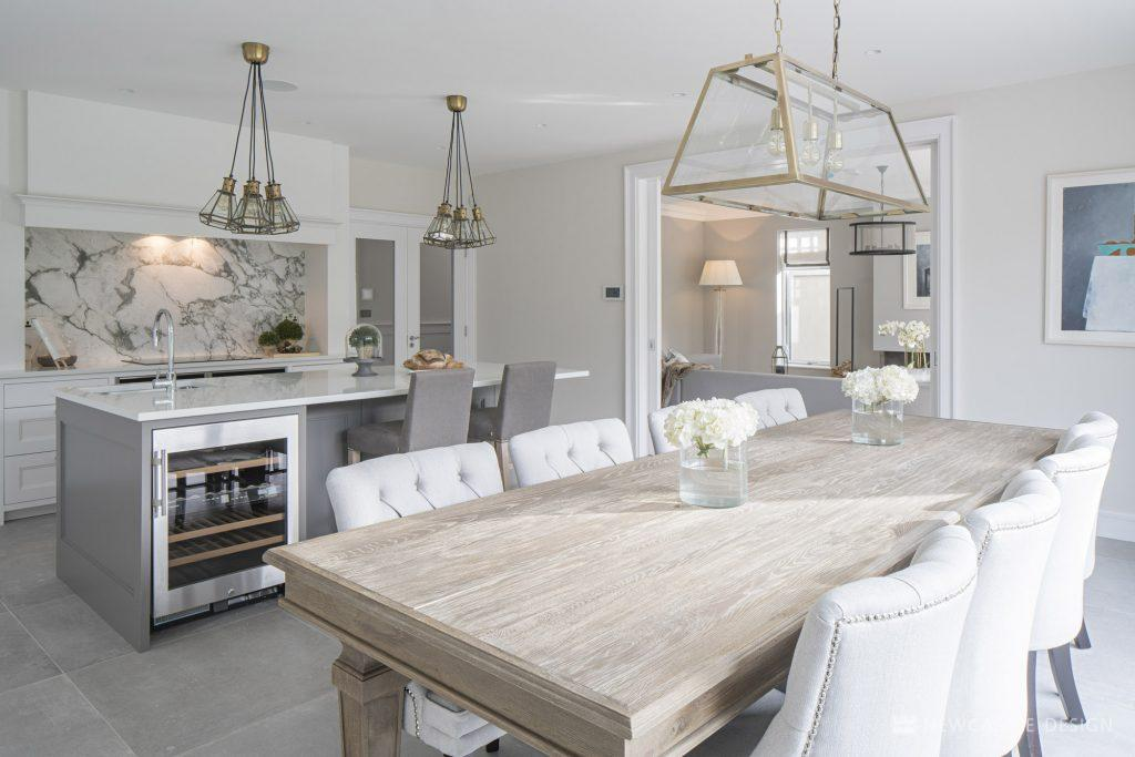 Country Kitchen  New Kitchens Ireland  Contemporary