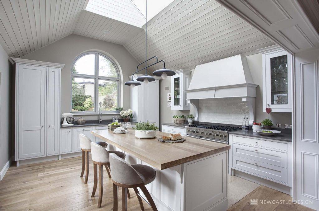 Farmhouse Kitchen Handmade Furniture Custom Interiors