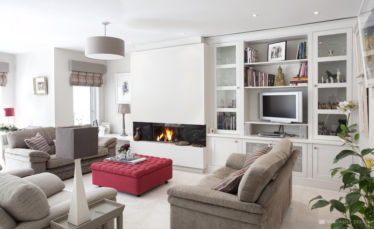 Photo courtesy of ann lowengart photo by: Study & Living Room Furniture   Interior Design Ideas