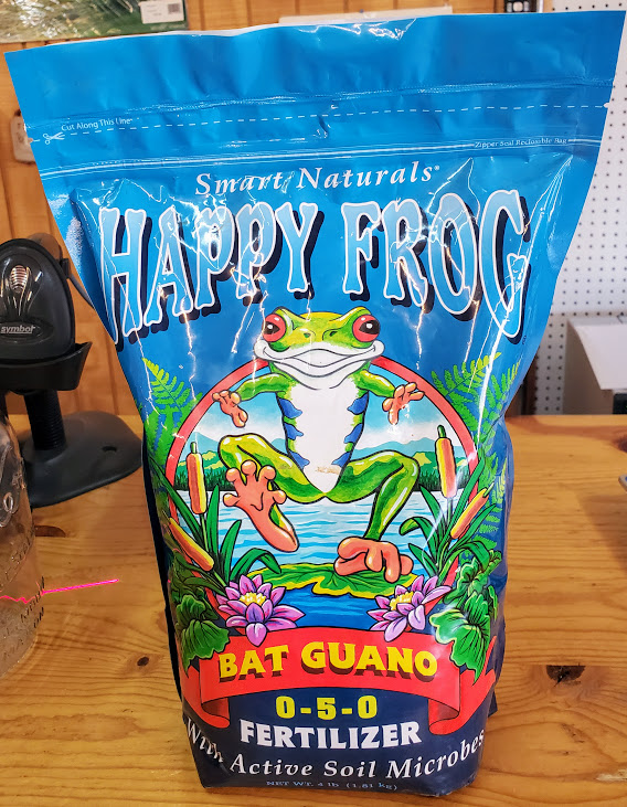 happy frog bat