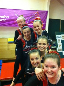 TeamGym Competition, Goole
