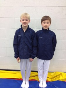 North Region Club Performance Grades 2013 Billy and Seth