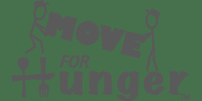 Move for Hunger logo