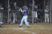 Hayden Reynolds was the leadoff hitter for Craig County.