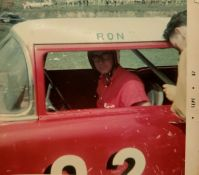 Ronnie Looney in September of 1967 in his 02 car.