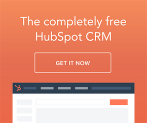 Save time & effort with free HubSpot CRM