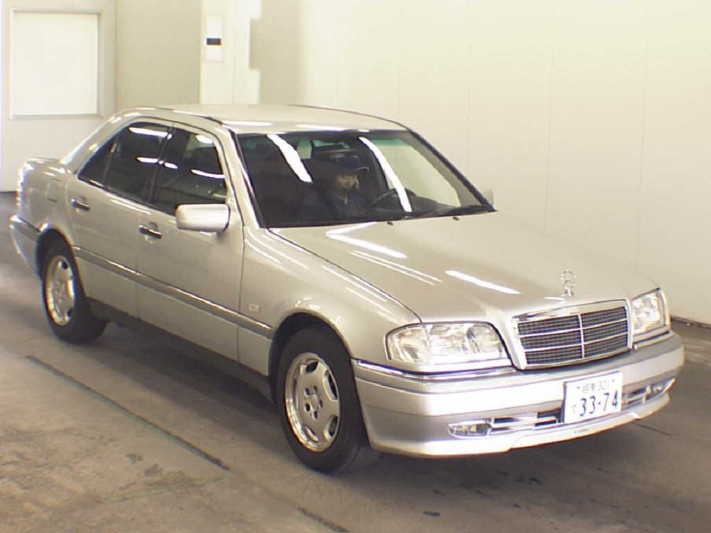 medium resolution of 1995 mercedes benz c220