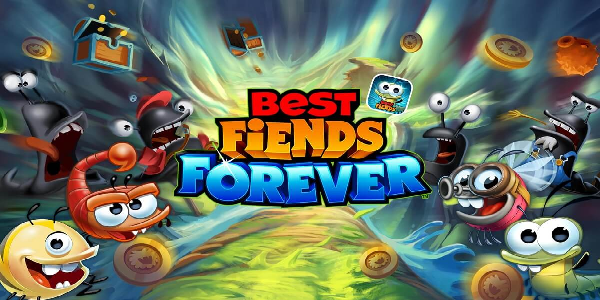 Best Fiends Forever Hack Cheat Unlimited Diamonds, Coins