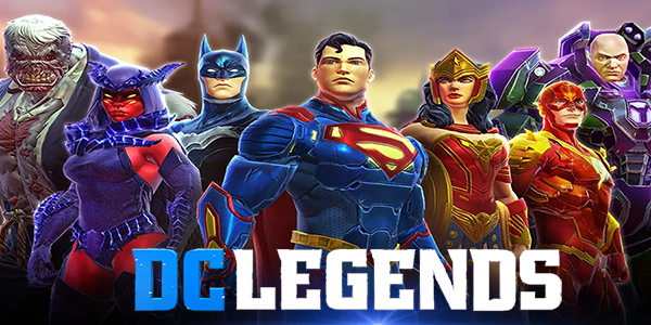 DC Legends Hack Cheat Gems and Essence Unlimited